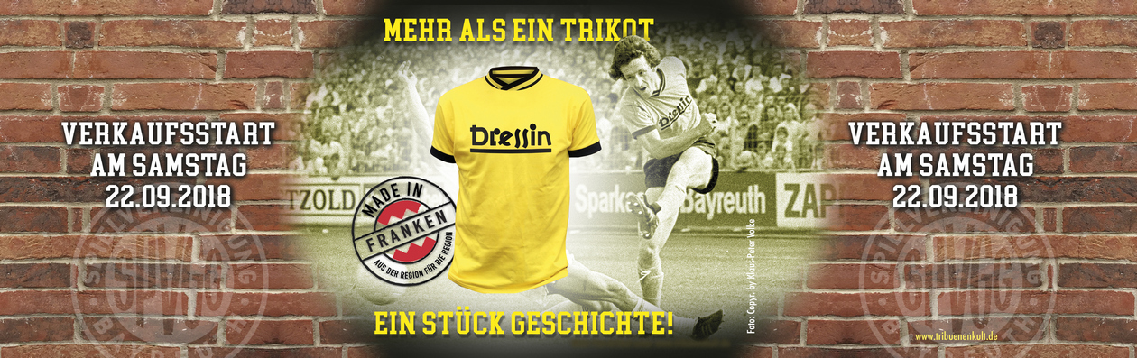Das Retrotrikot 75/76